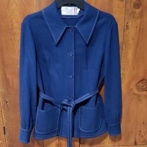 Women's VTG Pendleton Knockabouts Wool Jacket/Coat